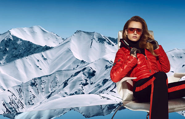 Sportive Toni Sailer Skiwear Ski Jackets Winter Apparel